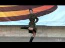 Военный танец Катюша, сольный