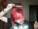 Как сделать причёску для челкастых