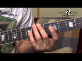 Jazz Standard Blue Bossa - Melody - Kenny Dorham (Guitar Lesson JA-540)
