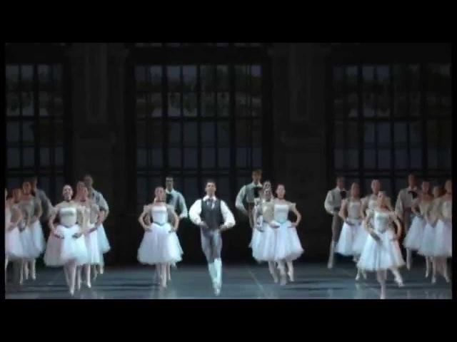 Консерватория балет Бурнонвиля 29.11.2014 Михайловский АР