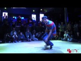 Yass Vs Ynot  Top Rock Semifinal  Juste Debout USA 2014  BNC