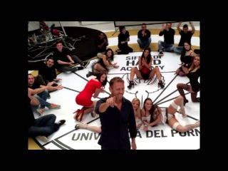 Italian Stallion Rocco Siffredi launches Porn University and Siffredi Hard Academy reality show