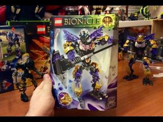Обзор 71309 LEGO BIONICLE ONUA