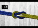 Как привязать поводок? Соединение петля в петлю (DOUBLE LOOP JUNCTION) HD