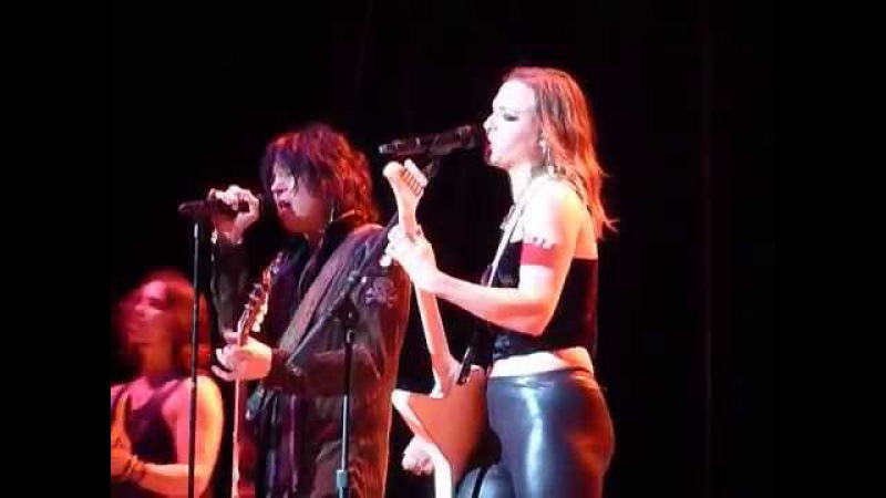 Halestorm Tom Keifer Nobodys Fool York Fair, York, PA 9713 live concert
