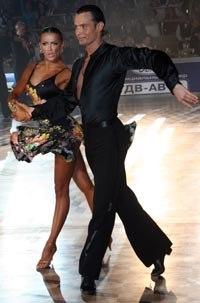 История развития бальных танцев в Советском Союзе