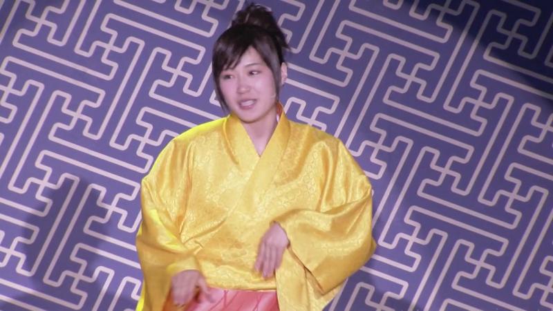 «Дзёсираку» - Команда КУ Часть 1 15.06.28 AiiA 2.5 Theater Tokyo