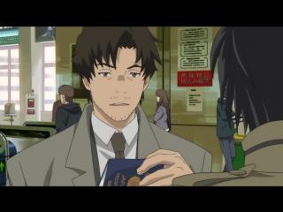 [SHIZA] К Востоку от Рая / Higashi no Eden TV - 2 серия [NIKITOS & Viki] [2009]