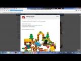 Розыгрыш набора LEGO Duplo Лесной заповедник
