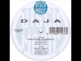 Daja - The Rythm Of America (Extended Mix)