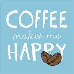 Кава робить нас щасливішими щодня.