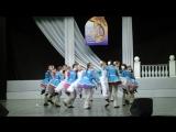 Танец Снеговики