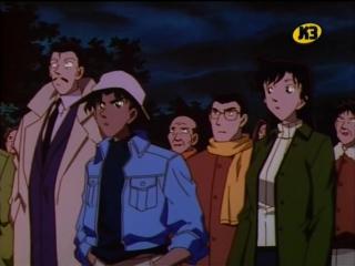 Detectiu Conan - 222 - I la sirena va desaparèixer (L'assassinat)