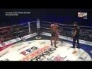 Азербайджанец Хаял Джаниев против легенды муай тай Буакав Банчамек