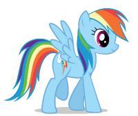 Радуга Дэш (Rainbow Dash)