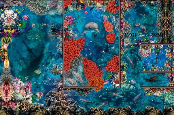 наливные полы 3д фото цены в саратове