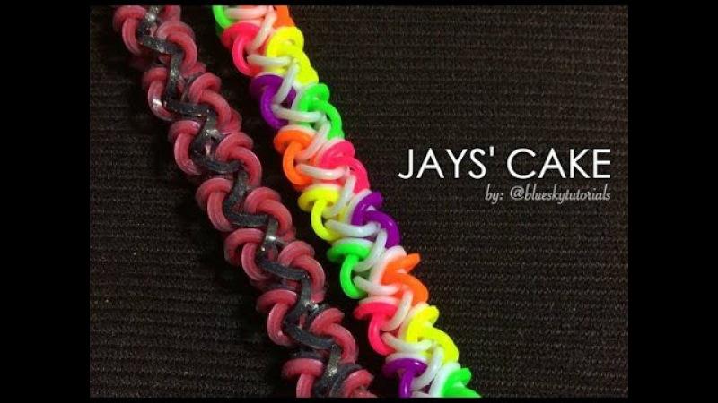 JAYS CAKE Hook Only bracelet tutorial
