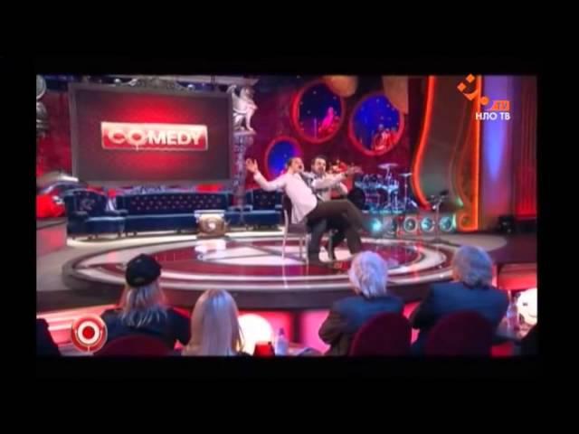 Дуэт имени Чехова в Космосе | Comedy club