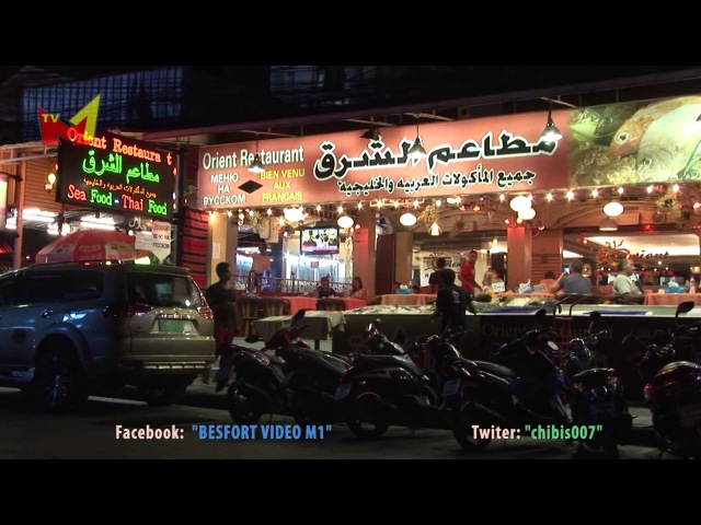 Patong Bangla Road Nightlife Phuket Thailand 2014