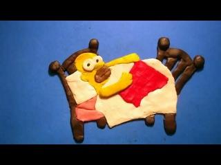 Ржачная пародия на заставку Спокойной ночи малыши