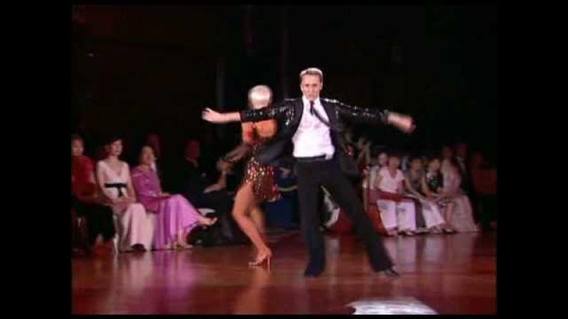 Peter Kristina Stokkebroe - Samba