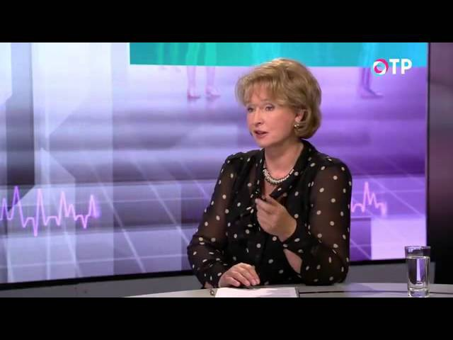 Студия Здоровье на ОТР Гастроэзофагеальная рефлюксная болезнь 31 08 2014