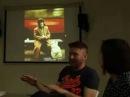 Михай Колибан - креативный директор BBDO Moscow - Открытая лекция в Wordshop - часть 1