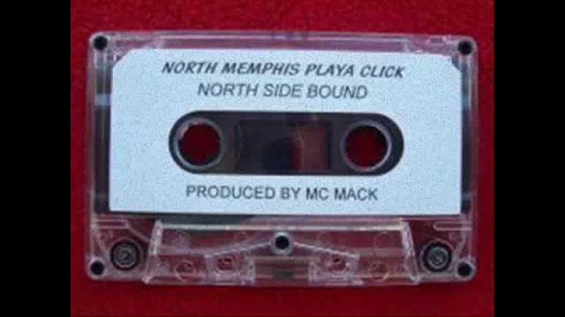 North Memphis Playa Click - Macks About His Hustle (1996)