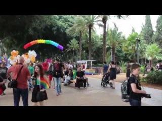 Gay Pride 2014 Tel-Aviv (Israel) - מצעד הגאווה 2014 - Парад Гордости 2014