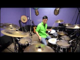 「aLIEz」 Aldnoah.Zero ED2 {drum cover}