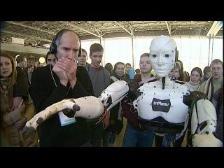 Первый в Мире человек-робот. Уникальные разработки человекоподобных роботов