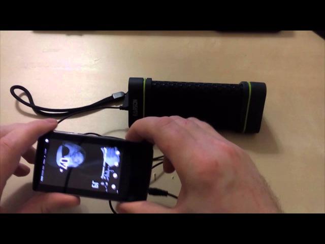 EARSON ER-151 внедорожник среди портативного аудио. Обзор