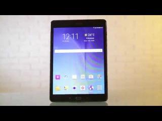 Samsung Galaxy Tab A - Как изменить время работы яркости экрана