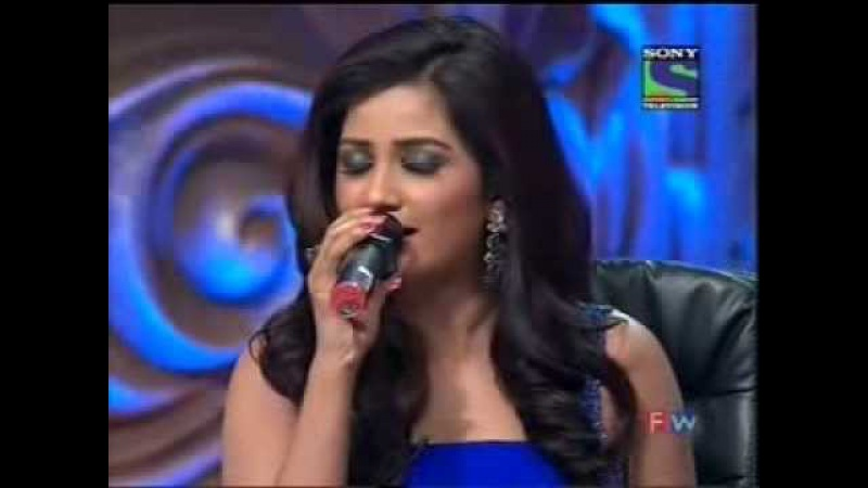 Melody Queen Shreya Ghoshal Sun Raha Hai Live