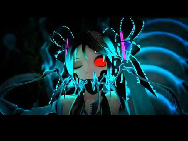 Hatsune Miku / Calne Ca--Bacterial Contamination (Ver 1)(3D) Vocaloid
