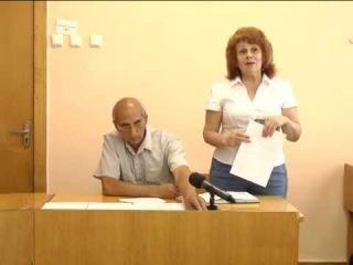 16 июня 2015 г.   Наши  депутаты ДНР, запугивают людей увольнениями.