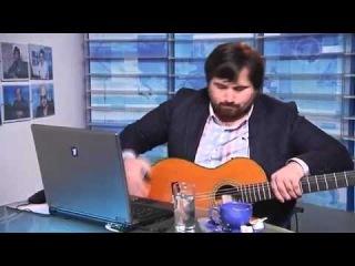 Шарип Умханов - Запись онлайн-конференции на сайте Первого канала