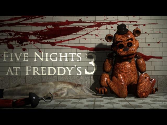 [SFM] Five Nights at Freddys 3 (Trailer) [Fan Made] | FNAF Animation