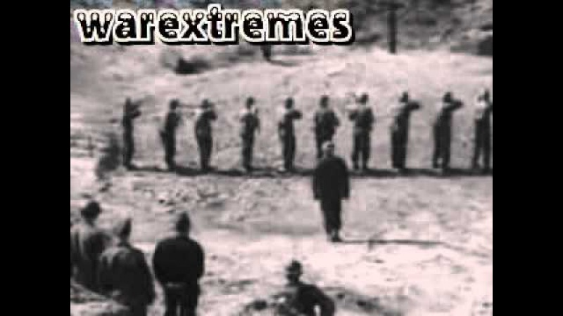 FIRING SQUAD - The Execution of a Nazi youth (graphic)