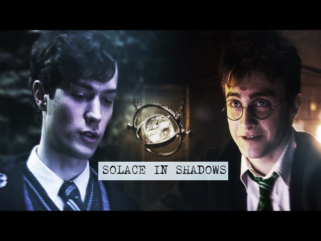 Potterriddle ● solace in shadows (au!time travel)