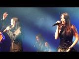 Tarja Turunen &amp Floor Jansen 'Over the hills' MFVF XI Wieze,Belguim 201013