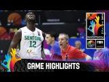 Senegal v Puerto Rico - Game Highlights - Group B - 2014 FIBA Basketball World Cup