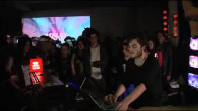 Nicolas Jaar Boiler Room NYC DJ Set at Clown Sunset Takeover