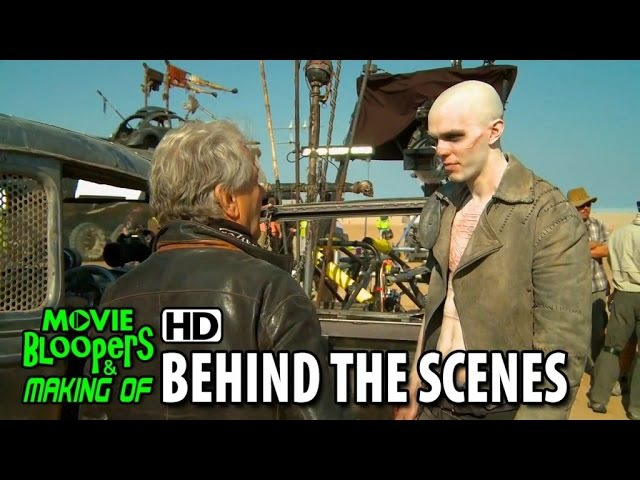 Mad Max: Fury Road (2015) Making of Behind the Scenes (Part1/3)
