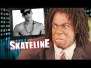 SKATELINE - Austyn Gillette, Bam Margera VS Icelandic Rappers, Brandon Westgate, Shane O'Neill