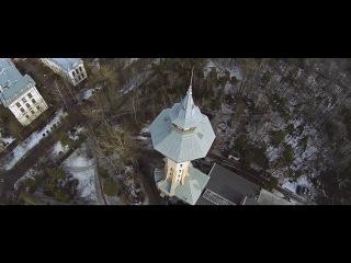 Питерский Политехнический Университет с воздуха (short video) @flytes
