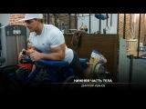 Тренировка нижней части тела. Дмитрий Иванов.
