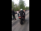 Открытие сезона Драг рейсинга в Липецке 10.05.2015