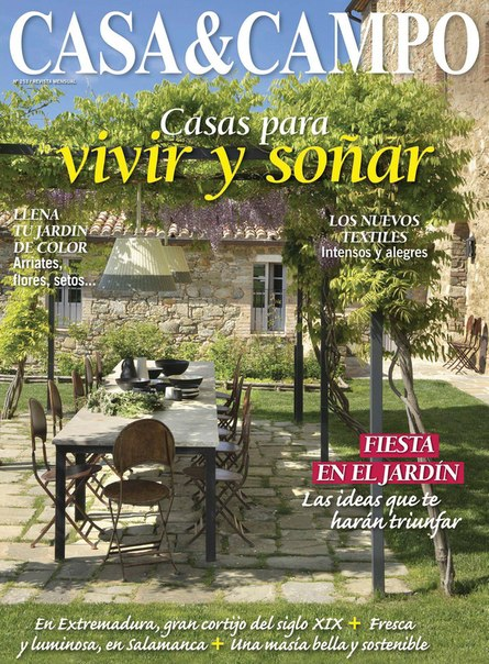 Revista casa y campo 2015 pdf descargar gratis for Casa y jardin revista pdf