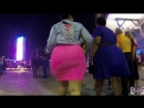 Massive Mature Thickness In A Soft Skirt candid booty, WSHH